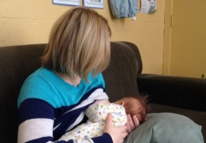 Breastfeeding, iLactate, working and breastfeeding