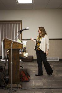 Barbara D. Robertson, Professional Speaker