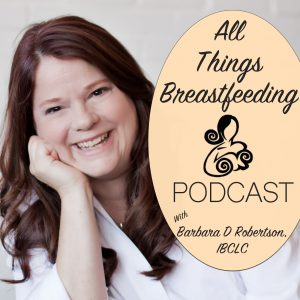 Things Breastfeeding