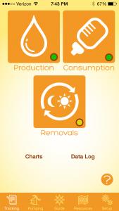 Phone app, working and breast feeding, breastfeeding, working and breastfeeding